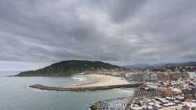 Взгляды пляжа раковины Стоковые Изображения