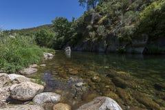Взгляды потока Minchones стоковые фотографии rf