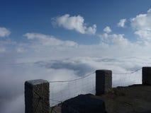 Взгляды Greant на верхней части держателя Jabalcuz, AndalucÃa Стоковые Фотографии RF