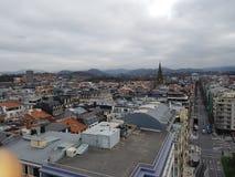 Взгляды San Sebastian стоковая фотография