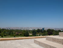 Взгляд Анкары Стоковые Фото