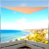 Взгляд балкона Стоковая Фотография
