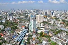 Взгляд Бангкок Стоковые Изображения RF