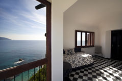 взгляд башни комнаты квартир роскошный селитебный стоковые фото