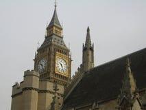 взгляд башни челки большой Стоковые Фото
