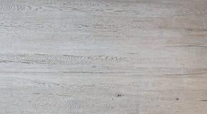 Взгляд большого деревянного стола пустой сверху стоковые изображения rf
