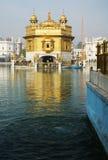 Взгляд виска Goldent, Amritsar Стоковые Фотографии RF