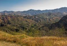 Взгляд внутри парк глуши ранчо мерлангов стоковая фотография rf