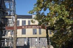 Взгляд входа Christiania стоковые фото