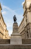 Взгляд в Вестминстере в Лондоне стоковое фото rf