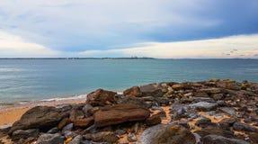 Взгляд гавани Стоковое Изображение RF