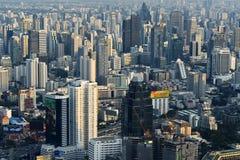 Взгляд города Бангкока, Таиланда стоковые фото