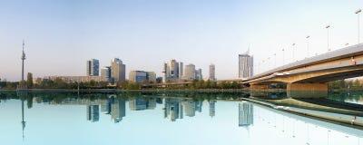 взгляд города самомоднейший Стоковое Фото