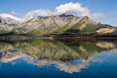 взгляд гор утесистый Стоковое фото RF