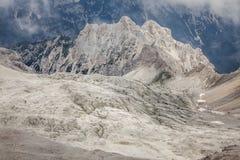 Взгляд гор Стоковые Изображения RF