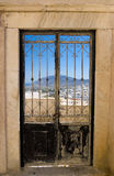 взгляд двери Стоковое Изображение RF