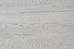Взгляд детали большого деревянного стола пустой стоковые изображения rf