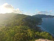 Взгляд долины стоковое фото rf