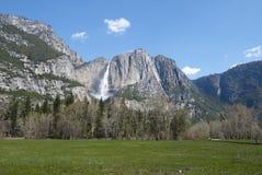 Взгляд долины Yosemite Стоковые Изображения