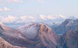 взгляд доломитов Стоковая Фотография RF