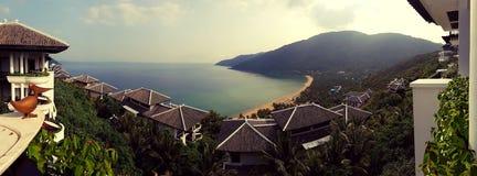 Взгляд залива в Вьетнаме Стоковое Изображение RF