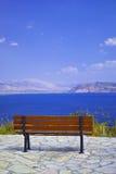 взгляд залива красивейший Стоковые Фотографии RF