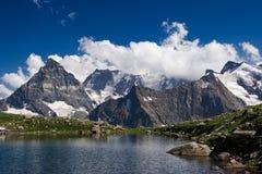 Взгляд западного Кавказа Стоковые Фотографии RF