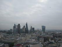 Взгляд зданий в Лондоне Стоковые Фото