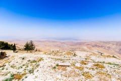 Взгляд ` земли обетованной ` Стоковое Фото