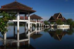Взгляд зеркала парка Maerakaca стоковые изображения