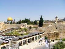 взгляд Иерусалима Стоковые Изображения RF