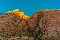 взгляд каньона грандиозный панорамный Стоковое Фото