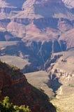 взгляд каньона грандиозный сценарный Стоковая Фотография