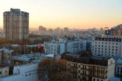 Взгляд Киева, Украины Стоковые Изображения