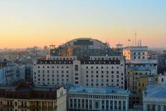 Взгляд Киева, Украины Стоковая Фотография RF
