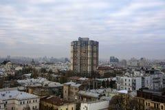 Взгляд Киева, Украины Стоковая Фотография