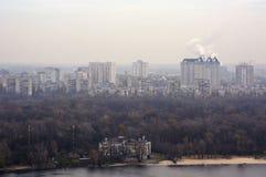 Взгляд Киева, Украины Стоковые Фотографии RF