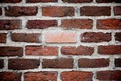 Взгляд кирпичной стены стоковое фото