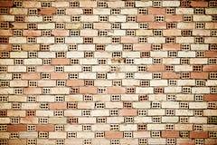 Взгляд кирпичной стены стоковое изображение rf