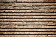 Взгляд кирпичной стены стоковая фотография rf