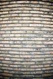 Взгляд кирпичной стены стоковые фотографии rf
