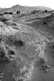 взгляд лавы Стоковое Изображение