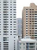 Взгляд ландшафта Бангкок, Таиланда Стоковые Фотографии RF