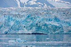 взгляд ледника Стоковое Изображение RF