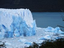 Взгляд ледника Perito Moreno стоковое фото