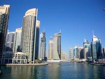 взгляд Марины Дубай Стоковые Фото