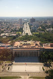 взгляд мемориала marti jose стоковое изображение