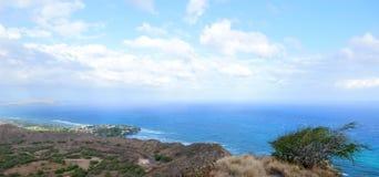 взгляд моря Стоковые Изображения