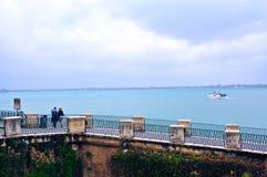 взгляд моря Стоковая Фотография RF