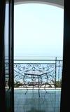 взгляд моря Стоковое Фото